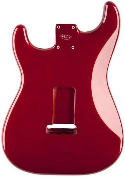 Candy Apple Red,099-8003-709 SSS Vintage Bridge Mount Fender Classic Series 60/'s Stratocaster Alder Body