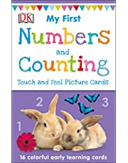 My First Touch and Feel Picture Cards: Numbers and Counting (My 1st Touch & Feel Picture Cards)