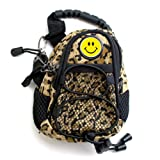 CMC Golf Smiley Face Mini Day Pack (Cheetah), Outdoor Stuffs