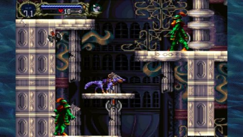 Castlevania: The Dracula X Chronicles - Sony PSP by Konami (Image #3)