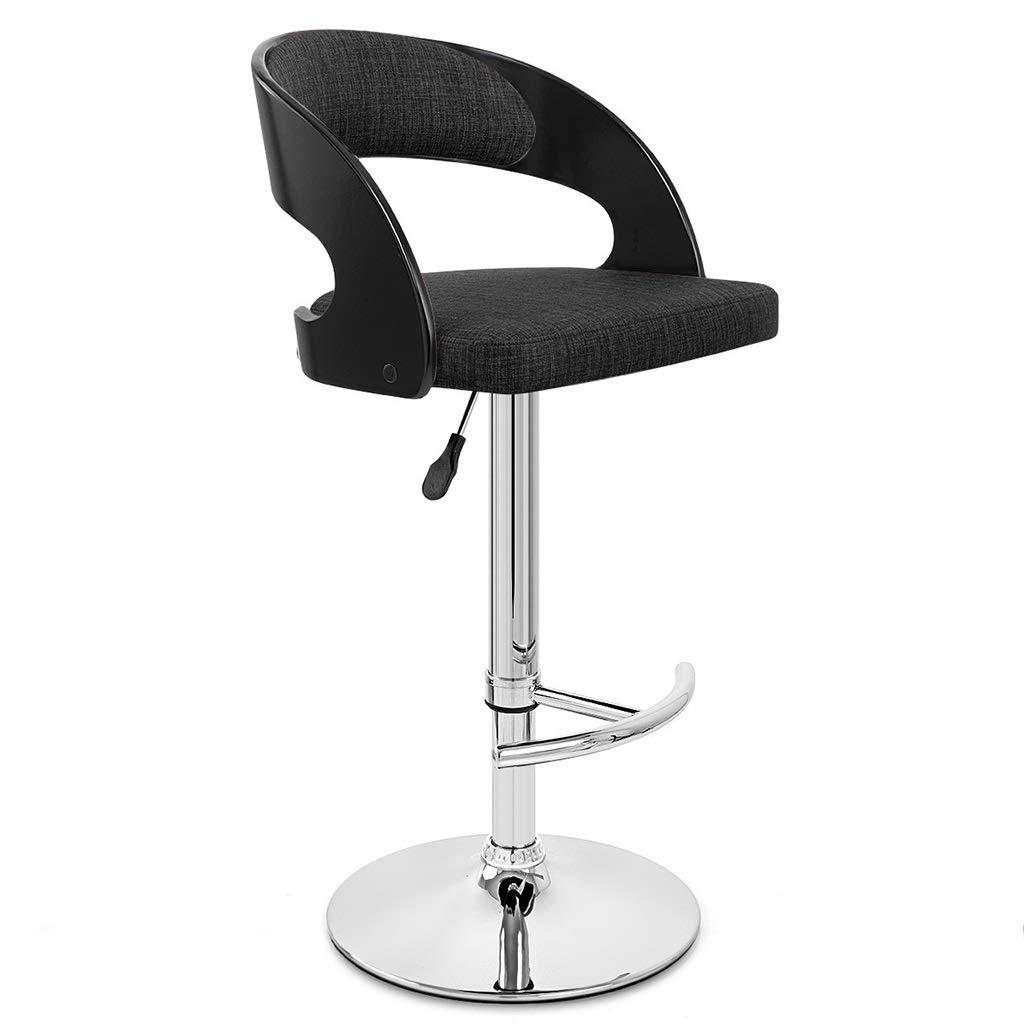CFJRB 現代バースツール、喫茶店の台所椅子のための産業鉄の上昇の美容院 (色 : Simple-7) B07PJ5WF61 Simple-7