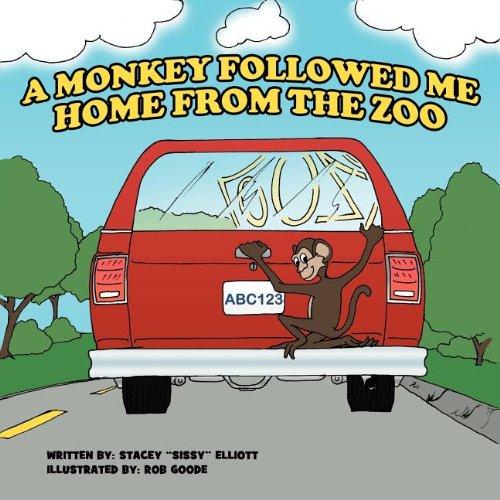 A Monkey Followed Me Home From The Zoo pdf epub