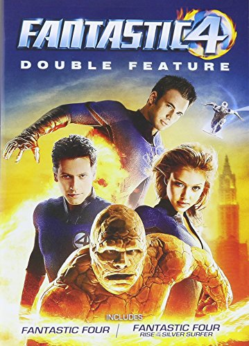 Fantastic Four Double Feature for sale  Delivered anywhere in USA