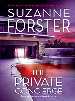 book cover of The Private Concierge