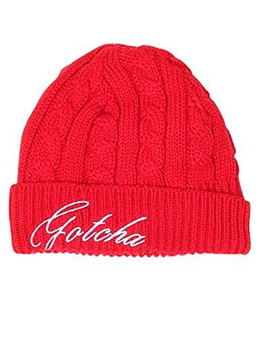 ガッチャゴルフ / GOTCHA GOLF(秋冬モデル!)(63GG8701) 裏 フリース ニット帽