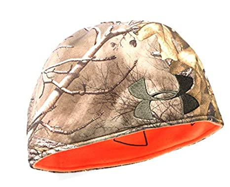 ... ireland under armour ua reversible camo beanie skull cap hunters gear  realtree ap xtra maverick 88f6f 44d9d5317b5