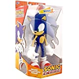 Sonic 20th Anniversary Exclusive 10 Inch Deluxe Action Figure 2011 Modern Sonic the Hedgehog