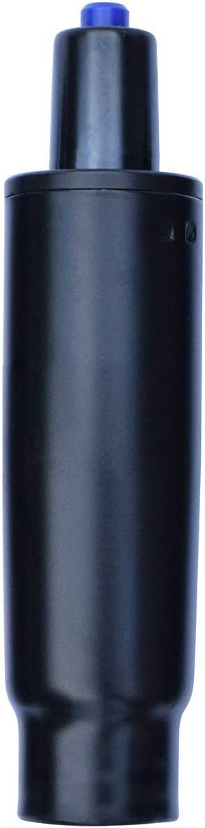 Noir OK5STAR Si/ège de bureau avec v/érin /à gaz pour si/ège de bureau de 2,1 cm Taille universelle