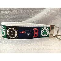 Celtics Keychain, Red Sox Keychain, Bruins Keychain, Patriots Keychain, Celtics Gifts, Red Sox Gifts, Patriots Gifts, Bruins Gifts