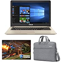 ASUS VivoBook M580VD-EB76 Enthusiast (i7-7700HQ, 16GB RAM, 250GB NVMe SSD + 1TB HDD, NVIDIA GTX 1050 4GB, 15.6 Full HD, Windows 10) Laptop