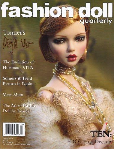 Fashion Doll Quarterly (Winter 2013 - Tenth Anniversary)