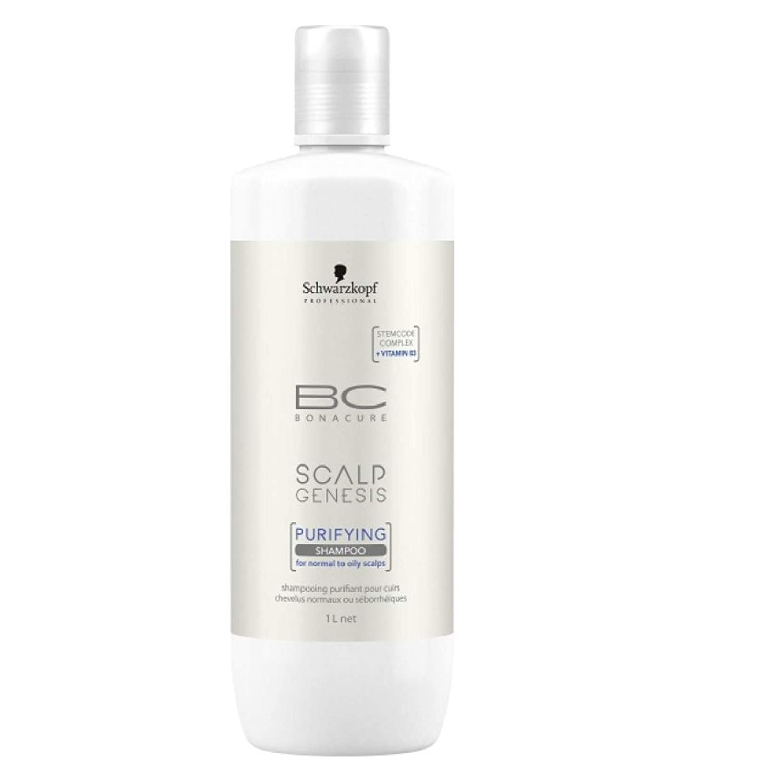 BC Bonacure by Schwarzkopf Scalp Genesis Purifying Shampoo 1000ml