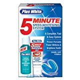 Plus White 5 Minute Speed Whitening  System, 1 Kit (Pack of 3)