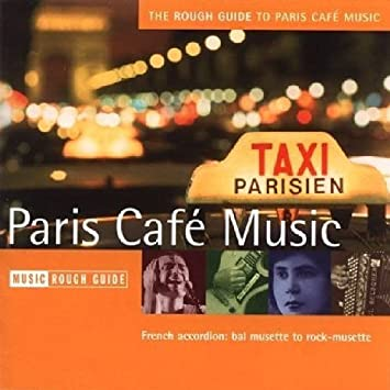 amazon rough guide to paris cafe music various artists 輸入盤