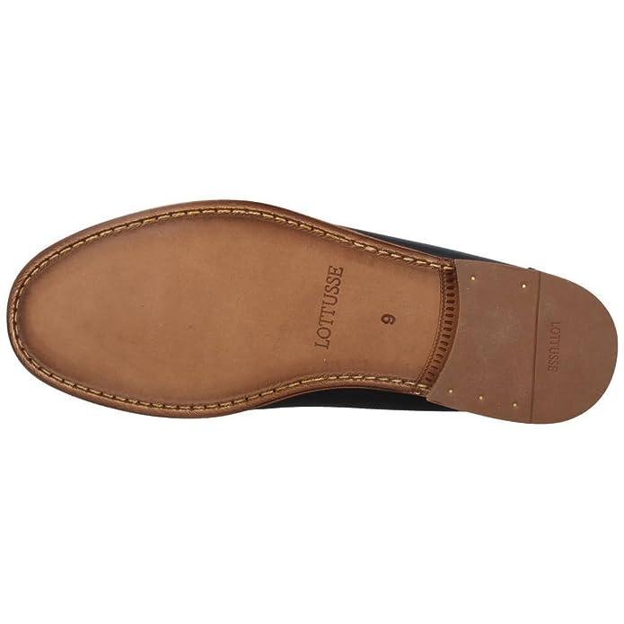 Mocasines para Hombre, Color Azul, Marca LOTTUSSE, Modelo Mocasines para Hombre LOTTUSSE T2036 Azul: Amazon.es: Zapatos y complementos