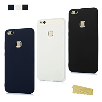 Maviss Diary Funda Huawei P10 Lite Carcasa Silicona Gel Goma Flexible Case Ultra Delgado TPU Cover Protectora para Huawei P10 Lite - ...
