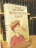 Rose Wilder Lane 9780812821611