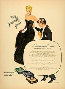 1946 Ad Kotex Sanitary Napkin Women Menstrual Deodorant - Original Print Ad
