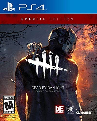 Dead by Daylight - PlayStation 4 -