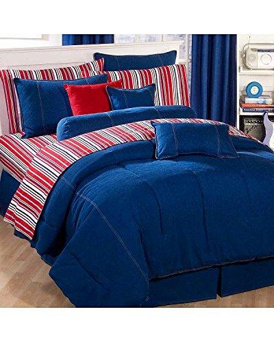 Springfield Bedding American Denim Twin Comforter Only