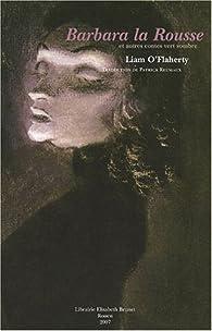 Barbara la Rousse et autres contes vert sombre par Liam O'Flaherty