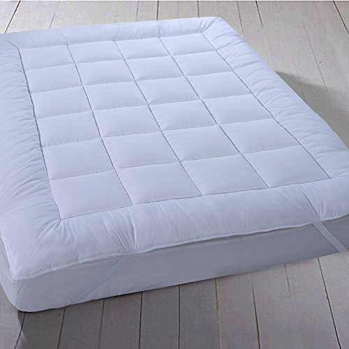 -[ The Bettersleep Company Hotel Quality Pocket Stitched Microfibre Mattress Topper (Single Bed)  ]