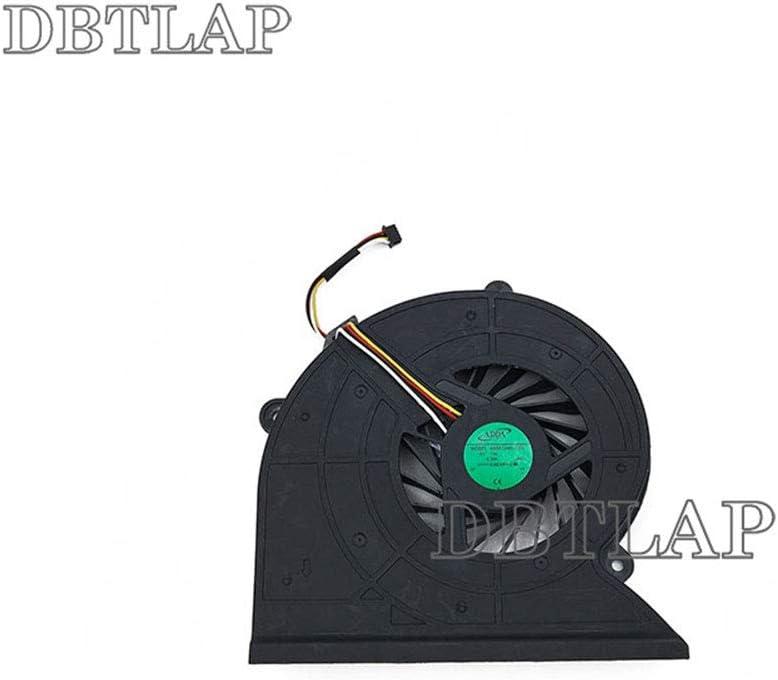 DBTLAP Laptop CPU Cooling Fan Compatible for HP Touchsmart 310-1125Y 310 Fan AB1212HX-CBB GB1209PHV1-A 13.V1.B4503.F.GN
