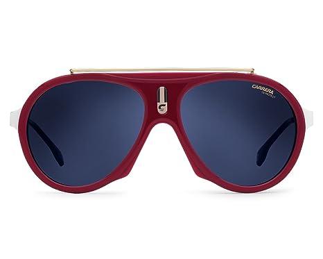 6454dd23a4 Amazon.com  Carrera FLAG 6K3KU 57mm Sunglasses  Clothing