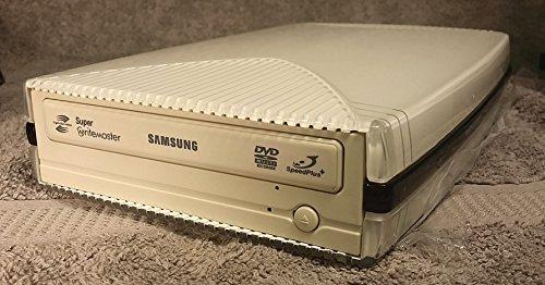MediaStor Single Bay External USB Lightscribe DVD Burner