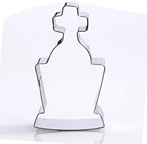 Tombstone Cookie Cutter - Stainless Steel