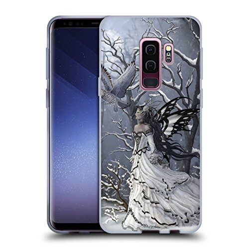 Thomas Owl (Official Nene Thomas Owls Queens Soft Gel Case for Samsung Galaxy S9+ / S9 Plus)