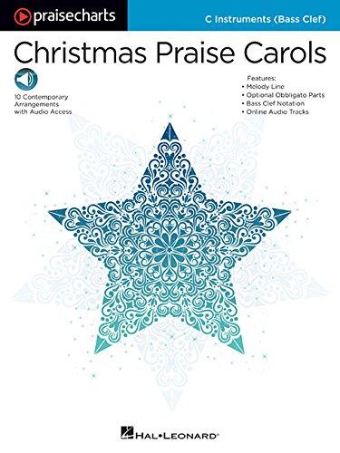 PraiseCharts - Christmas Praise Carols: C Instruments (Bass Clef)