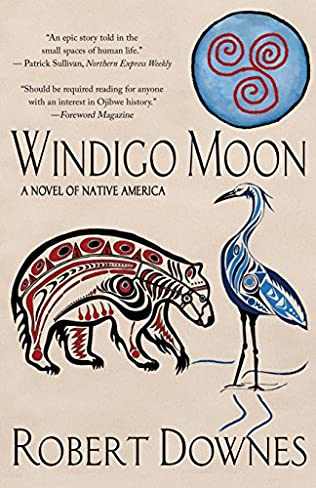 book cover of Windigo Moon
