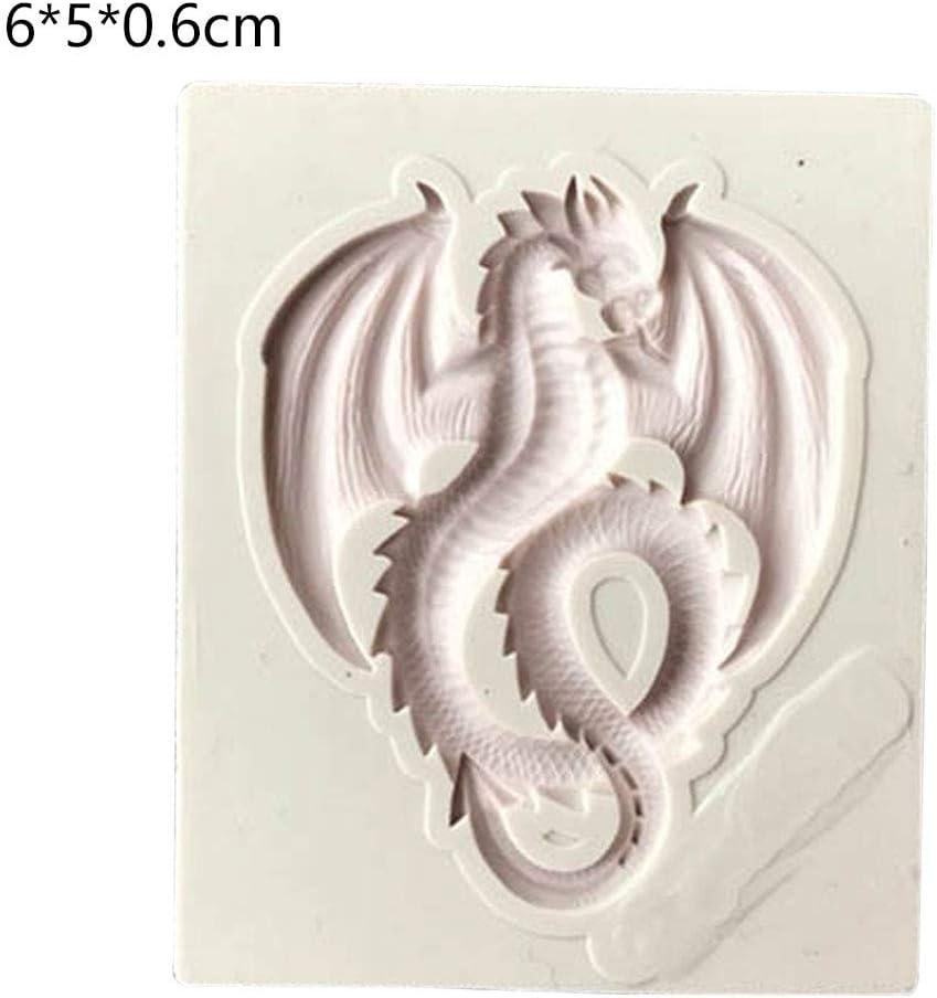Stampino per biscotti a forma di drago modello 2