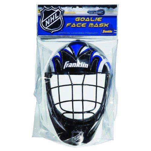 Franklin Sports NHL Mini Hockey Goalie Face Mask (Colors May Vary)