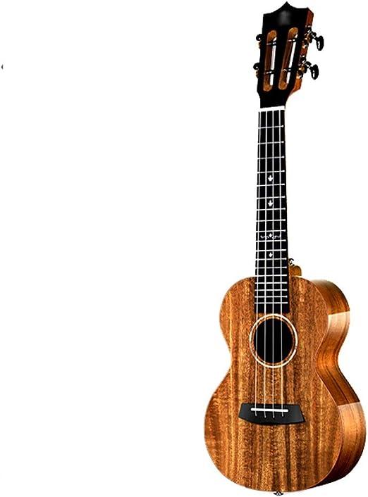 CHOYE Ukulele Establece Pequeña Guitarra Accesorios De Madera De ...