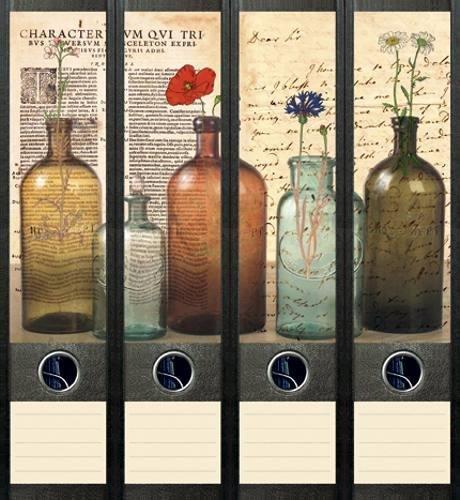 File Art AJ041 Design Etiketten Ordnerrückenschilder