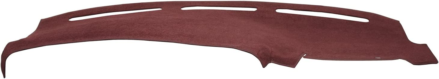 DashMat Original Dashboard Cover Lexus ES350 Premium Carpet, Gray
