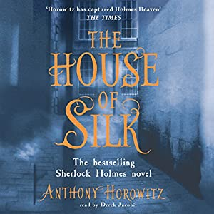 The House of Silk Hörbuch