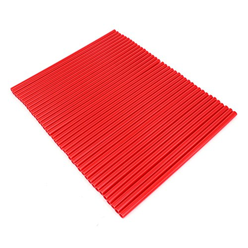 Honda Spoke - ZJTG AUTOMOTIVE Spokes Wraps Cover Protector Guard Skin For Honda CRF CR XR 125 250 300 230 500 red