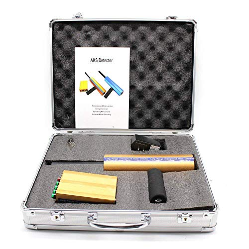 (BSTOOL Gold Detector,AKS 3D Gold Detector Professional Metal Detector Long Range Diamond Scanner Hunter Finder Detector Diamond Detecting Machine)