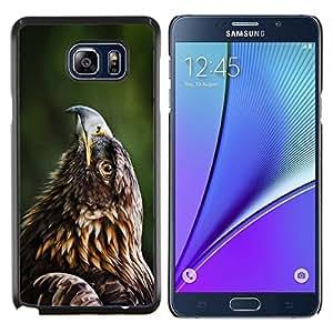 Stuss Case / Funda Carcasa protectora - Hermosa Eagle Hawk - Samsung Galaxy Note 5 5th N9200