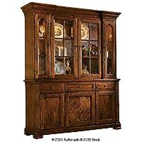Hekman Furniture 87232 Wood Deck