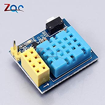 DHT11 Temperature and Humidity Sensor Shiled for ESP8266 ESP-01 or ESP-01S