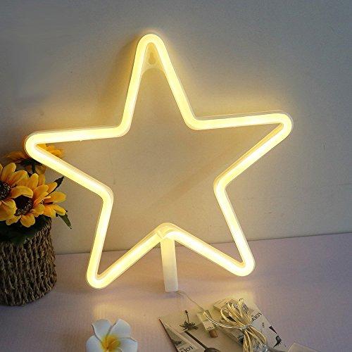 Led Star Shaped Christmas Lights