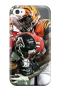 3193051K881984665 cincinnatiengals NFL Sports & Colleges newest iPhone 4/4s cases
