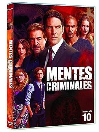 Mentes Criminales Temporada 10 Completa Dvd Amazon Es Shemar Moore Matthew Grey Kirsten Vangsness Jeff Davis Shemar Moore Matthew Grey Cine Y Series Tv