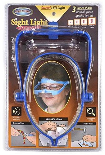 Bead Buddy Sight Light Magnifier ()