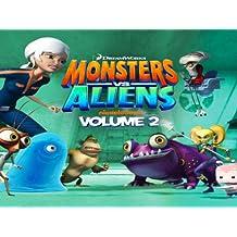Monsters vs. Aliens Season 2