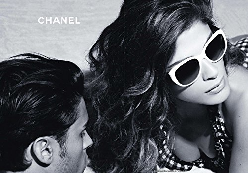PRINT AD With Elisa Sednaoui For Chanel 2011 - Sunglasses Chanel Sale